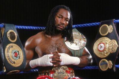 Lennox Lewis Wants to Referee For the Soulja Boy & Chris Brown Fight