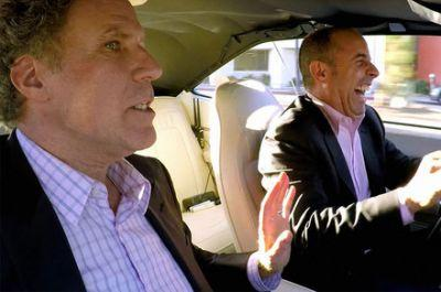 Jerry Seinfeld's 'Comedians in Cars' series moves to Netflix in late 2017
