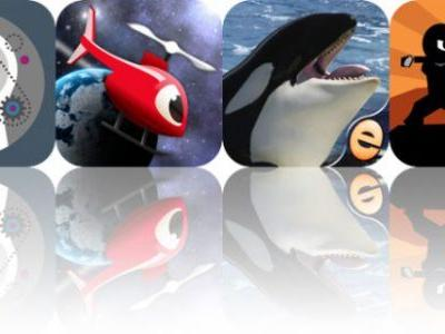 Today's Apps Gone Free: Slidercrash, Heliox, Orca Puzzles and More