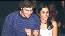 Rachel Bilson And Adam Brody Have Surprise 'O.C.' Reunion At Airport