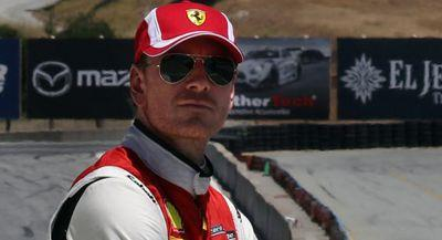 The Next Steve McQueen? Michael Fassbender's Competing In The Ferrari Challenge Series
