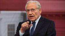 Bob Woodward Explains Explosive Ending Of His Trump Book 'Fear'