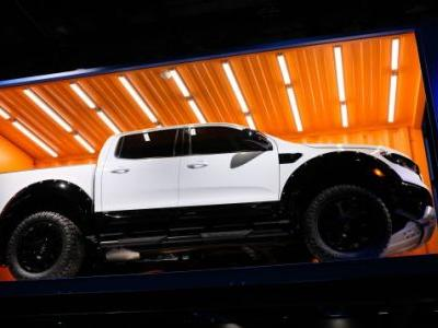 All the Off-Road Ford Rangers at the Detroit Auto Show That Aren't the Damn Raptor