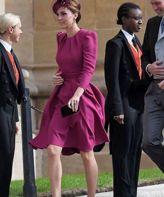 Kate Middleton's Wedding Guest Outfit Just Blew Us All Away