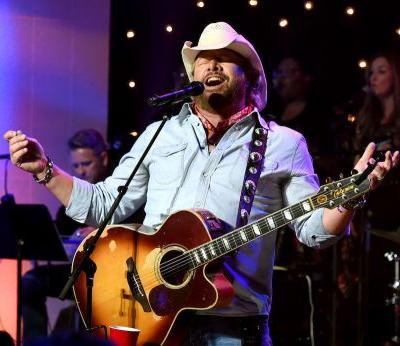 Pro-Trump Country Singer Toby Keith Contributed To Justin Timberlake's Man Of The Woods