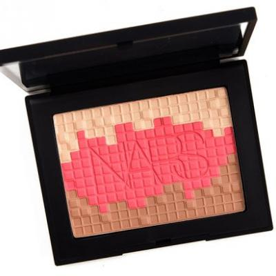 NARS Fireclay Mosaic Glow Blush Review & Swatches