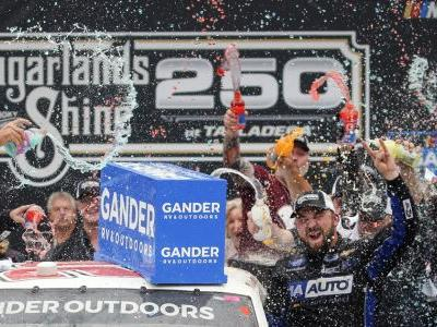 Boyd gets 1st career win after Sauter stripped of victory
