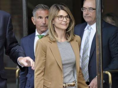 JUST IN: Lori Loughlin to Plead Guilty to Conspiracy to Commit Wire Fraud, Will Serve Prison Time