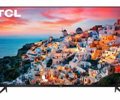 The Stunning TCL 50-inch 5-Series 4K Roku TV Is Now Just $255