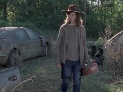 'The Walking Dead' season 8 premiere did a huge homage to the show's first episode