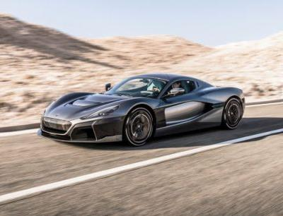 With 1888 HP, the Rimac C Two Puts Croatia on the Supercar Map