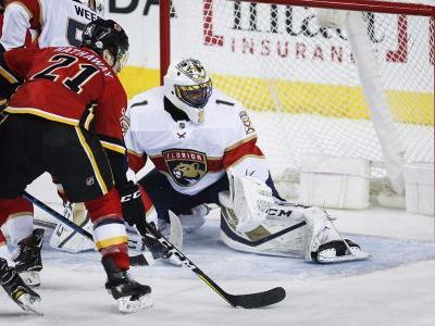 Luongo returns, Matheson scores twice as Panthers beat Flames