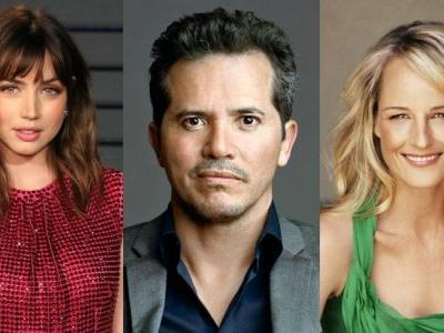 De Armas, Leguizamo and Hunt Join The Night Clerk