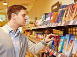 Shoppers buy 75 per cent fewer unhealthy items when they're removed from checkouts