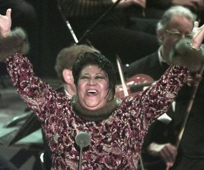 That time Aretha Franklin swooped in and saved the Grammys