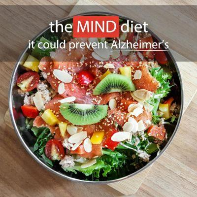 The MIND Diet Is Super Easy to Follow - and It Could Prevent Alzheimer's
