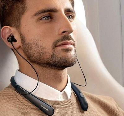 Take $20 off the Life NC Bluetooth headphones and cut out background noise