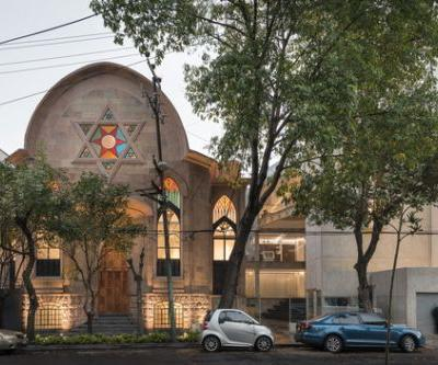 Jewish Documentation and Research Center of Mexico / Ezra Cherem Behar & Alan Cherem Hamui