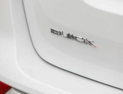 That's a Buick? GM Deleting Name Badge on All Buick Models