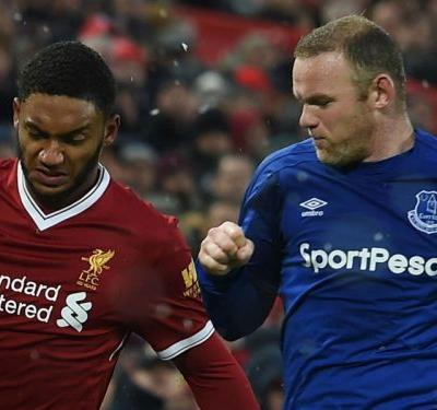 Everton hero Rooney: It looked like a clear penalty