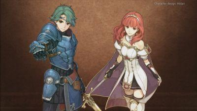 Fire Emblem Echoes: Shadows of Valentia comes to 3DS in May
