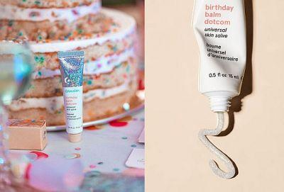Birthday Cake Lip Balm Is the Sparkly, Sweet Beauty Product You Need This Summer
