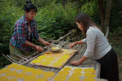 F2F Training Enables Myanmar Farmers to Increase Production and Access New Markets