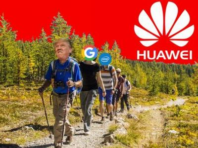 I'm walking Huawei: here are 4 great Android phones you can buy instead