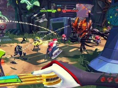 """No New Battleborn Content Planned After Fall Update as Gearbox Focuses on """"Unannounced Project"""""""