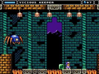 Retro adventure Alwa's Awakening leaps onto PS4 this week