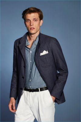 Boglioli Thinks Light & Wearable for Spring '18 Collection