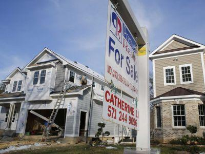 New home sales plunge a lot more than expected