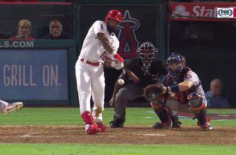HIGHLIGHTS: The Dark Knight was no match for the Astros' offense