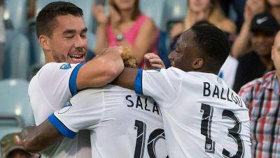 Blerim Dzemaili scores as Impact earn home win against Union