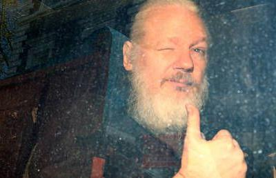 Let's hear out Assange? US intelligence veterans say Mueller failed to prove 'Russian hacking'