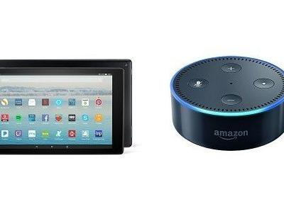New Amazon deals slash prices on Echo speakers and Fire tablets - again
