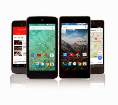 Android One Handsets Could Be Coming To The US