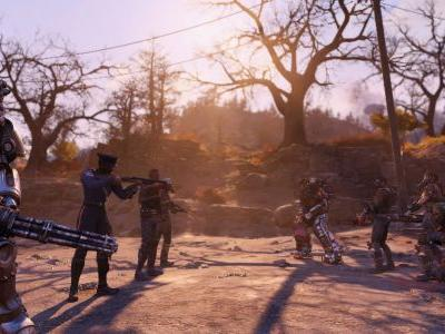 Fallout 76's New PvP Mode is Survival, Beta Live in March
