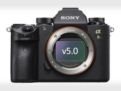 Sony a9 Firmware v5.0 Adds AI AF and Workflow Improvements