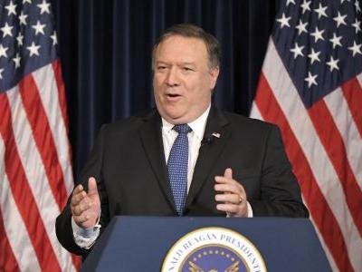 Pompeo calls Iran religious leaders 'hypocritical holy men'