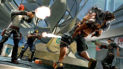 Brink has gone free-to-play on PC after six years