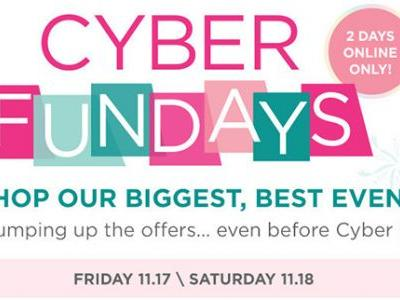 Ulta | Cyber Fundays 2017 11/17 through 11/18 Online-Only Deals