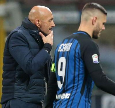 Icardi should not be happy - Spalletti demands more from free-scoring Inter captain