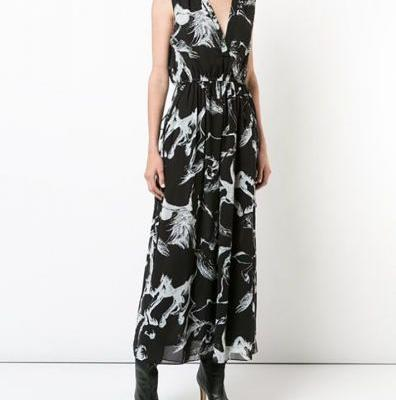 Discounted Winter Maxi Dresses You Can Score on Sale Right Now