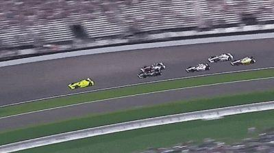 Rubbin's Not Racin' In The Indianapolis 500 When It Sends A Car Into The Wall