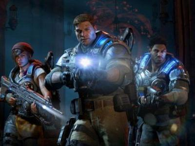 Gears Of War 4 Coming to Xbox Games Pass December 1