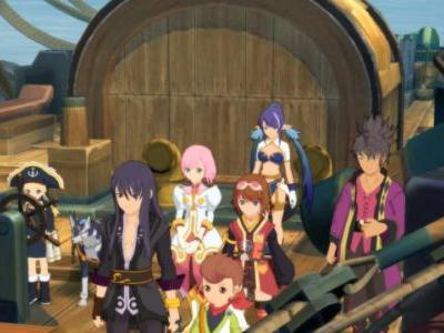 Tales of Vesperia: Definitive Edition Launches with Two DLC Packs
