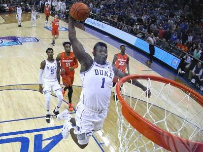 Zion Williamson is back; so, too, are Duke's hopes of ACC, national championships