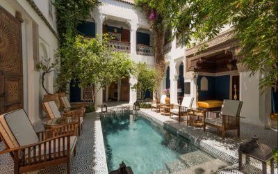 Top 10: the best boutique hotels in Marrakech