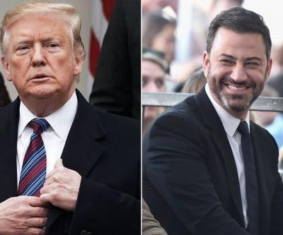 Jimmy Kimmel plans on putting federal employees to work
